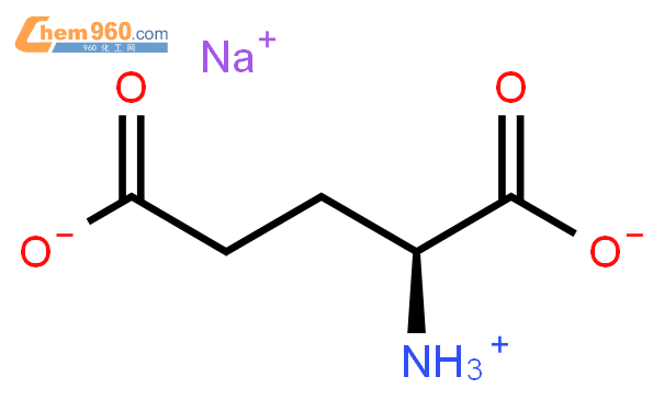 谷氨酸的结构_142-47-2_谷氨酸钠CAS号:142-47-2/谷氨酸钠中英文名/分子式/结构式 – ...