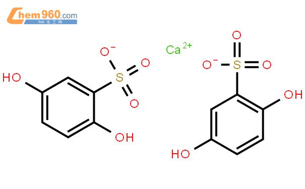 羥苯磺酸鈣