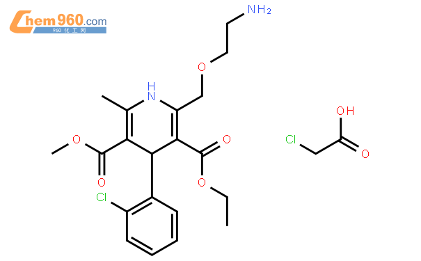 amlodipine chloroacetate