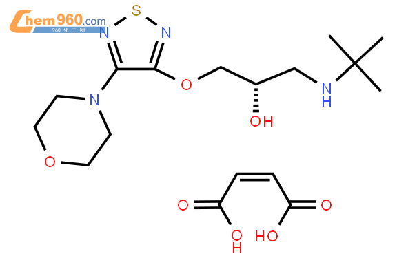 S-馬來酸噻嗎洛爾