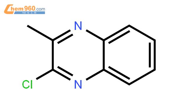 3-甲基-2-氯-喹喔啉結構式圖片|32601-86-8結構式圖片