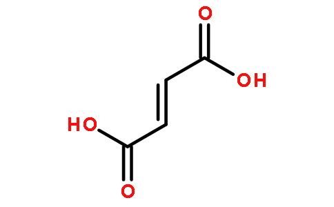 富马酸结构式图片|110-17-8结构式图片
