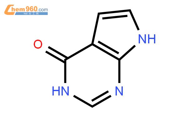4-羥基吡咯并[2,3-d]嘧啶