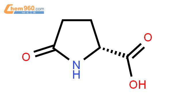 谷氨酸的结构_D-焦谷氨酸结构式,D-焦谷氨酸化学式 – 960化工网
