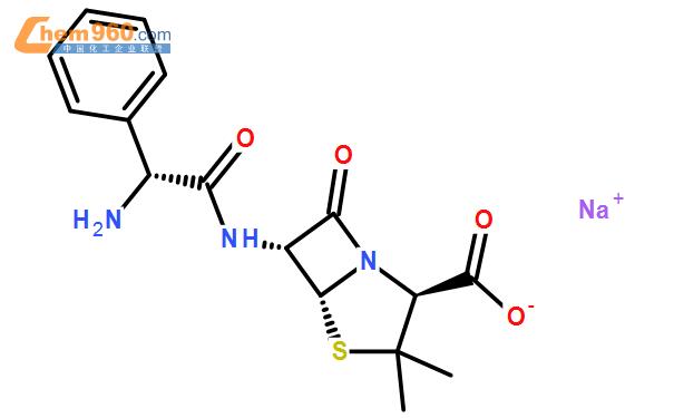 氨芐西林鈉 69-52-3