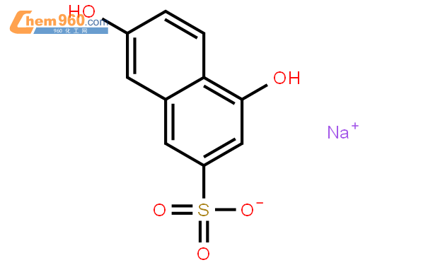 2-Naphthalenesulfonicacid, 4,7-dihydroxy-, sodium salt (1:?)结构式图片|94232-29-8结构式图片