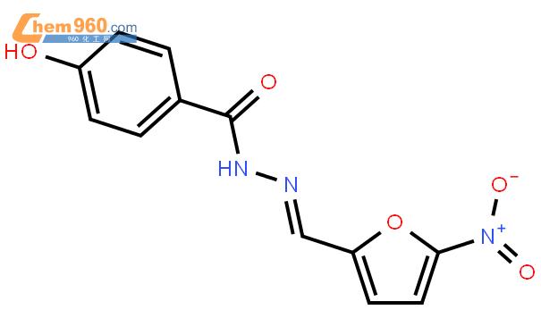 硝呋酚酰肼结构式图片 965-52-6结构式图片