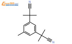 五甲基-1,3-二乙氰基苯