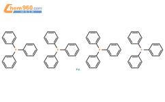 四三苯基膦鈀結構式圖片|14221-01-3結構式圖片