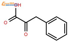 苯丙酮酸结构式图片|156-06-9结构式图片