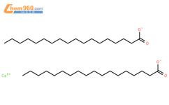 硬脂酸钙结构式图片|1592-23-0结构式图片