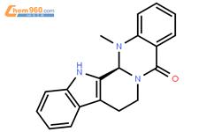 吴茱萸碱结构式图片|518-17-2结构式图片