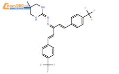 氟蟻腙結構式圖片|67485-29-4結構式圖片