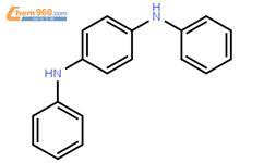 N,N-二苯基对苯二胺结构式图片|74-31-7结构式图片