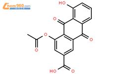 4-乙酰基大黃酸