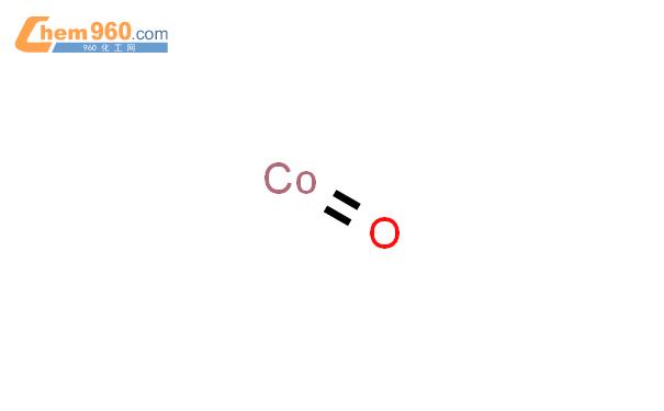 一氧化钴结构式图片|1307-96-6结构式图片