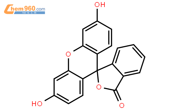 3',6'-Dihydroxy-3H-spiro[isobenzofuran-1,9'-xanthen]-3-one
