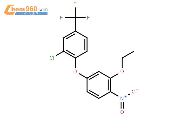乙氧氟草醚结构式图片|42874-03-3结构式图片