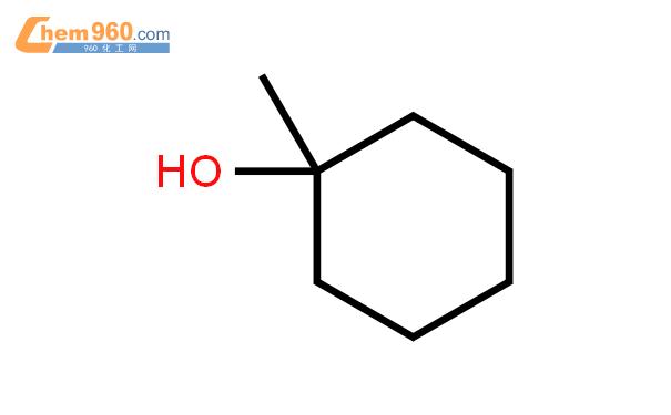 1-甲基环己醇结构式图片|590-67-0结构式图片