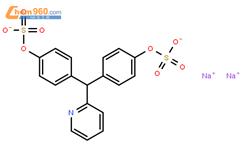 匹可硫酸钠结构式图片 10040-45-6结构式图片