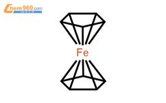 二茂铁结构式图片|102-54-5结构式图片