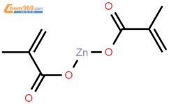 甲基丙烯酸锌结构式图片|13189-00-9结构式图片