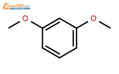 间苯二甲醚结构式图片 151-10-0结构式图片