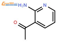 2-氨基-3-乙酰基吡啶结构式图片|65326-33-2结构式图片