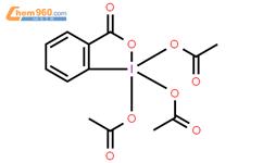 戴斯-马丁氧化剂结构式图片|87413-09-0结构式图片
