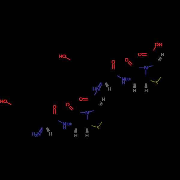 阿莫西林闭环二聚体结构式图片|结构式图片