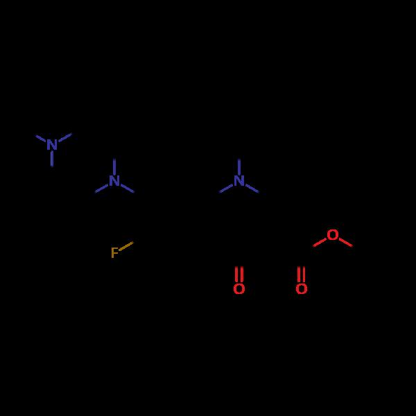 培氟沙星杂质2结构式图片|结构式图片